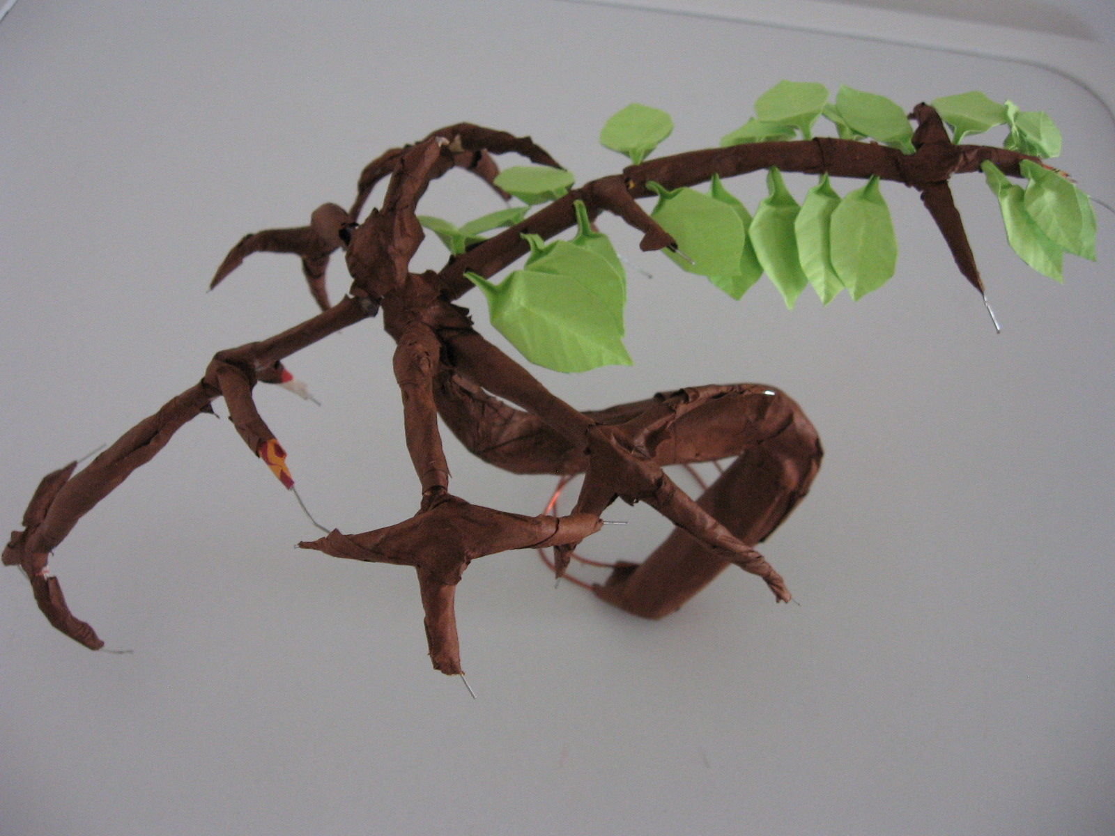 bonsai origami origami bonsai nickarth